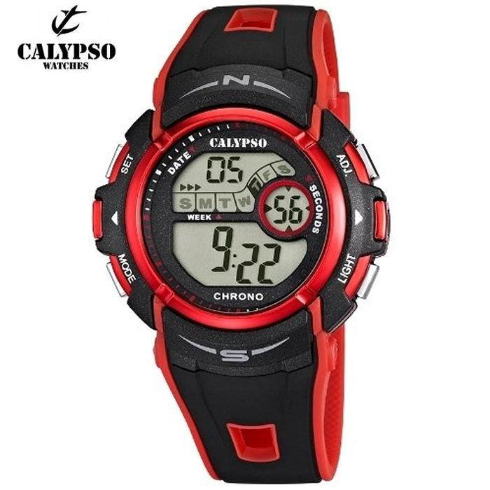7eaceceef38c Calypso K5610 5 Chrono  Alarm  Light  Waterproof Men´s Watch   Man Watches