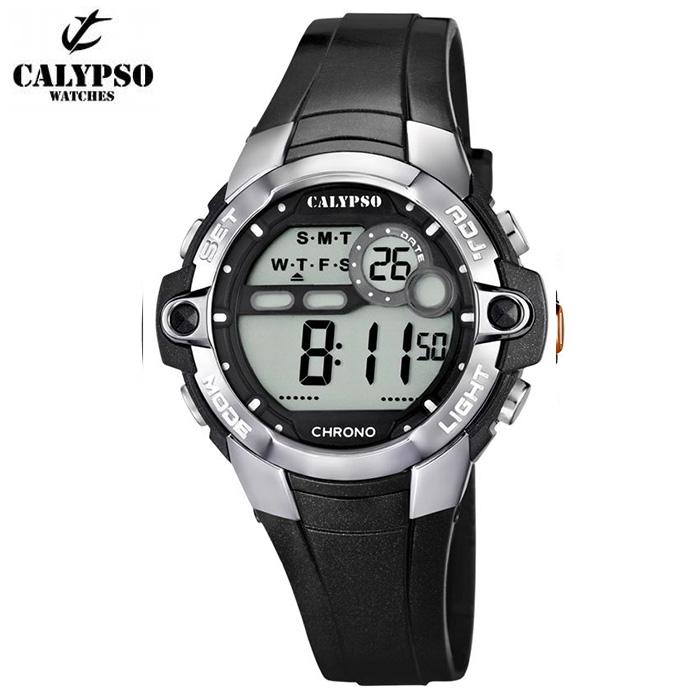 4aec9ca97861 Calypso K5617 6 Chrono  Alarm  Light  Waterproof Men´s Watch   Man Watches