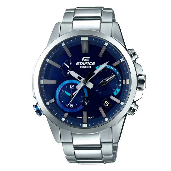0ccd8f08fd45 Casio Edifice EQB-700D-2AER Bluetooth Men´s Watch   Man Watches