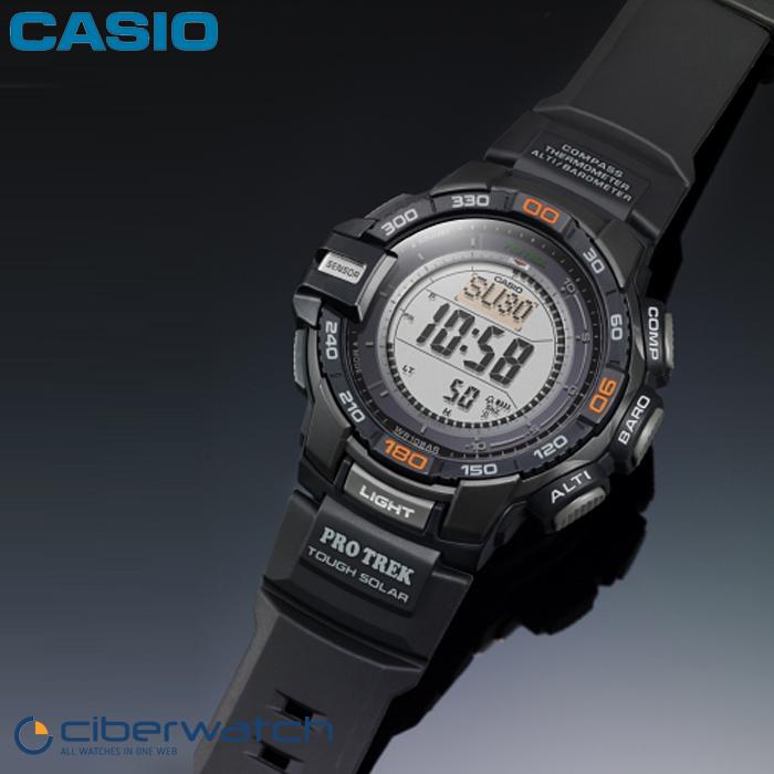 e33126098a54 Reloj Casio Pro Trek Solar PRG-270-1ER Sumergible 100m   Man Watches