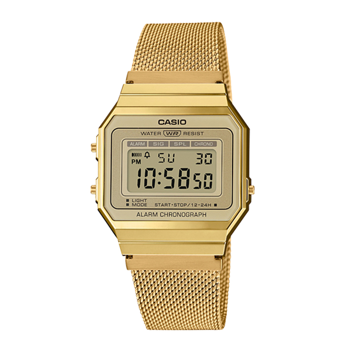 2d940edc2fc0 Casio Retro Digital A700WEMG-9AEF Men´s Watch   Man Watches