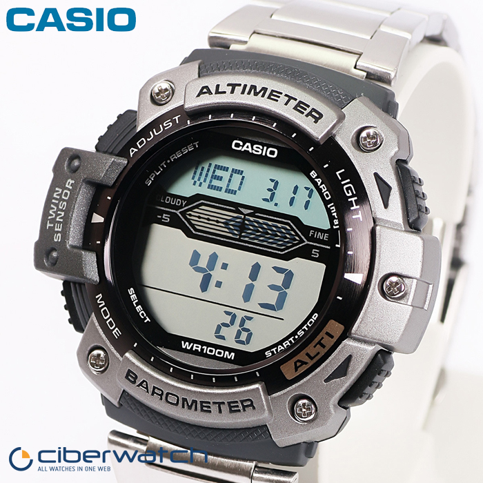 ea07856880ff Casio SGW-300HD-1AVER Triple Sensor Men´s Watch Waterproof   Man Watches