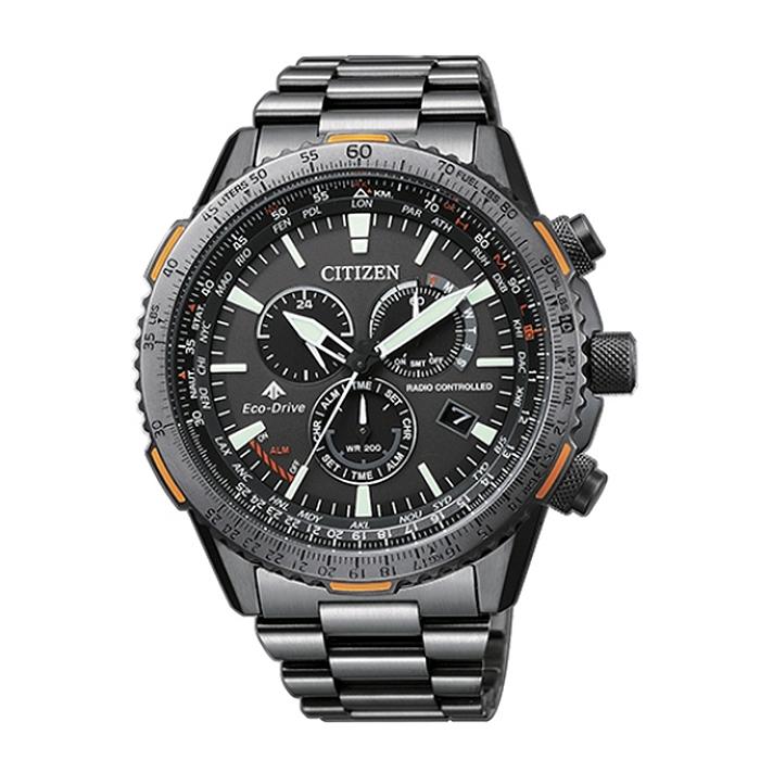 4582cf0c0496 Citizen Eco-Drive CB5007-51H Promaster Pilot Radiocontrolado Men´s Watch    Man Watches