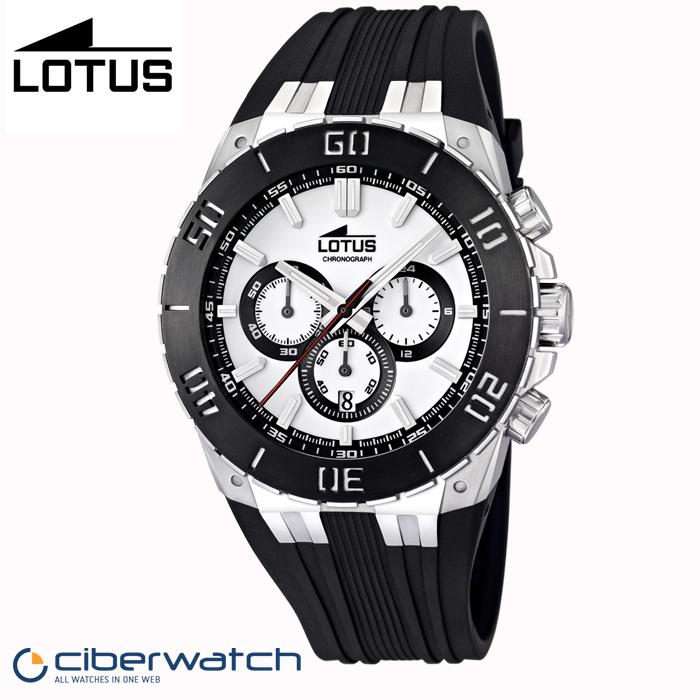 a228b878be9b Reloj Lotus Colección R 15801 1 Sumergible 100m   Man Watches