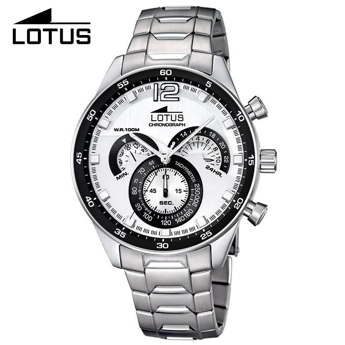 ... Lotus Cronograph 10120/1 Men's Watch Waterproof
