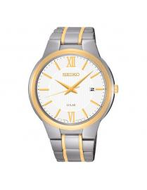 Seiko Solar SNE388P1 Men's Watch
